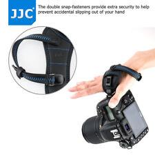 JJC Pro Soft Adjustable Hand Grip Strap for Nikon Sony Canon Fuji DSLR Cameras