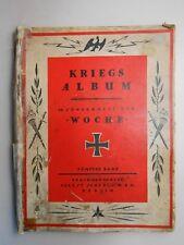 Ww1 Germany Kriegs Album Photo Book 26 Sonderheft der Woche