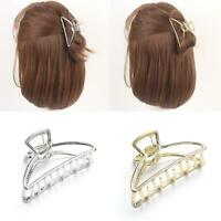 Women's Hair Accessories Metal Modern Stylish Creative Claw Clips Hairband K5O4