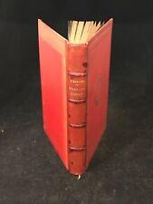 1892 French Travelogue Xavier Marmier Les Etats-Unis et Le Canada Illustrated
