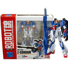 Bandai Robot Spirits Soul 171 <Side MS> MSZ-006 Zeta Z-Gundam Action Figure