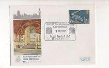 GB 1975 INTER-parliamentry FDC