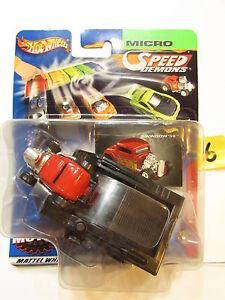 Hot Wheels Vitesse Demons - 3 - Fenêtre '32