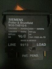 US SELLER: NEW SIEMENS POTTER & BRUMFIELD W33-T4B1Q-5 switch Rocker Full Size