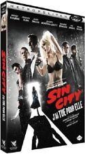 DVD  :  SIN CITY J'ai Tué pour Elle  [ Willis, Brolin, Alba ]  NEUF cellophané