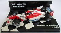 F1 1/43 TOYOTA TF103 PANIS 2003 MINICHAMPS