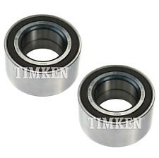 Pair Set of 2 Front Timken Wheel Bearings for Ford C-Max Focus Lincoln MKC FWD