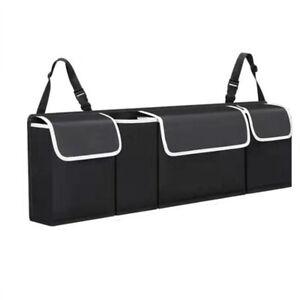 Seat Storage Bag 4 Pocket Car Trunk Organizer Oxford Interior Accessories Back