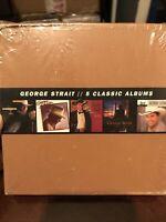 George Strait 5 Classic Albums 5CD Box Set*