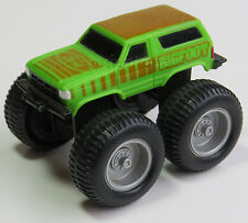 "MIP McDonald's 1987 Bigfoot FORD BRONCO GREEN Monster Truck Sgl Toy NO ""M"""