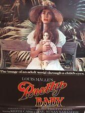 Pretty Baby: Original One-Sheet Film Poster