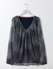 Boden Aubrey Jersey Top Size Uk 12 rrp £60 LS172 RR 07