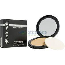 Glo Minerals Pressed Base Powder Foundation Honey Light 0.35 oz