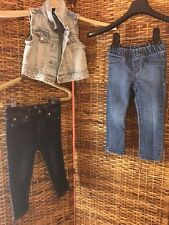Girl's 2t 7 For Mankind Jeans