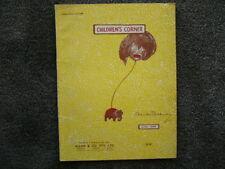 Debussy Piano music - Children's Corner Elementary sheet music book