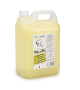 Gottlieb® 5 Liter Hundeshampoo Naturölshampoo und EI Duft von Gottlieb