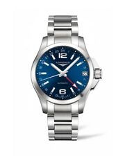 Longines Conquest GMT Automatic Watch