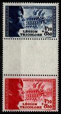 PAIRE de Faux Légionnaires, Neufs ** = Cote 15 € / Lot Timbres France 566a