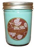 Bamboo Scented Soy Candles, Soy Candle, 8 oz Jelly Jar, Burn Time 45 - 50 Hours