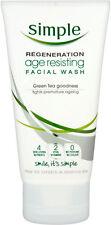 Simple Regeneration Age Resisting Facial Wash (150ml) *S*