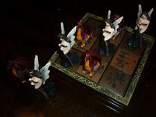 GIOCHI DA TAVOLA TRIS TIC TAC TOE gioco drago fata game dragon fantasy statue