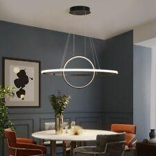 Dimmable Pendant Light Modern White/Black/Silver/Gold Lamp Aluminum Fixtures