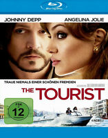 The Tourist (Angelina Jolie - Johnny Depp)                       | Blu-ray | 399