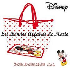 DISNEY - Nouveauté - Sac de plage shopping cabas Mickey - Neuf