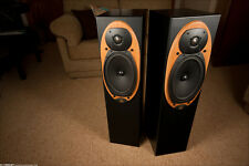 BRAND NEW BOXED! Mordaunt Short MS814 Bi-Wire Floor Standing Loud Speakers