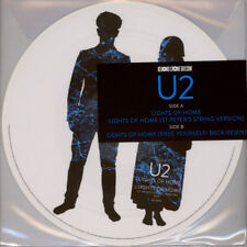 "U2 Lights of Home RSD 2018 12"" vinyl picture new rare"