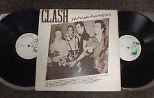 Clash Songbooks 2LP Vinyl Live at Hammersmith Palais 1980 Japan Press