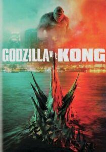Godzilla vs. Kong DVD - Brand New - Free Shipping!