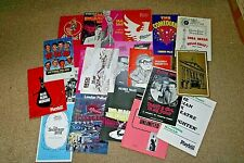 More details for 22 assorted vintage programs 60s, 70s plus.. free uk mainland shipping