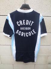 Maillot cycliste KOPA HEURTEFEU Crédit Agricole AVEYRON années 70 shirt trikot 4