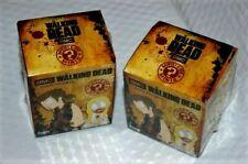 2013 AMC Funko Series 1 The Walking Dead Vinyl Figure Mystery Minis Sealed 2 LOT