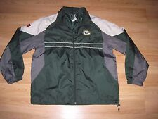Sports Illustrated Green Bay Packers Lightweight Windbreaker Jacket/Free Ship!