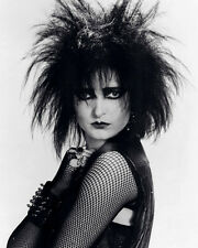 Siouxsie Sioux Fantastic Portrait BW 10x8 Photo