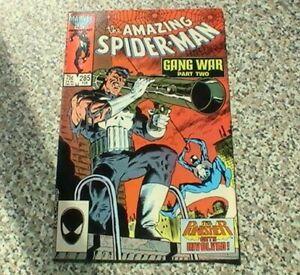 AMAZING SPIDER-MAN # 285       THE PUNISHER