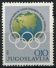 Yugoslavia 1973 SG#1561 Olympic Games MNH #A85495