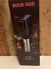 Sous Vide Cooker Immersion Circulator 1000W SV-1002 NEW