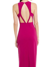 JS Collections Pink Evening Gown Sz 10 Tall *NEW* w/Tags Prom Cocktail Dress