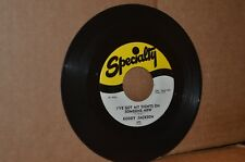 SONNY & CHER REL.: RODDY JACKSON I'VE GOT MY SIGHTS ON SOMEONE NEW ROCKABILLY 45