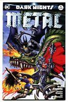 DARK NIGHTS METAL #1 Midtown Comics Exclusive 9.6+