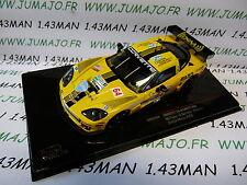voiture 1/43 IXO 24 Heures MANS Chevrolet CORVETTE C6 R #64 LMGT1 2008 LMM154