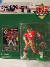 Starting Lineup San Francisco 49ers Steve Young #8 from 1995