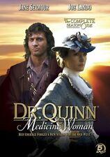 Dr Quinn Medicine Woman Doctor The Complete season series 1 DVD R4