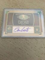2012 SP Upper Deck Signature Edition Ron Santo Chicago Cubs 1960-1973 HOF