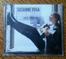Suzanne Vega - Close-Up Vol 1, Love Songs EP CD Cooking Vinyl FRYCD435EP Promo