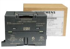 SIEMENS SIMATIC S7-200 6ES7 222-1HD22-0XA0 CONTROLLER OUTPUT MODULE