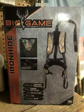 Big Game The Ironside Harness Hunting